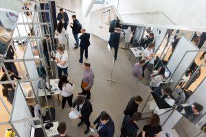 """Nuo Parkinsono ligos gydymo iki medžiagų 3D spausdintuvams – konkurse """"Technorama 2018"""" jaunieji išradėjai stebino inovatyviais sprendimais"""